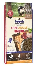 "Bosch ""Adult mini lamb & rise"" - Сухой корм для собак (3 кг)"