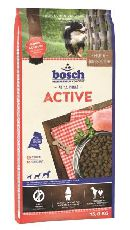 """Bosch """"active"""" - сухой корм для собак (15 кг)"""