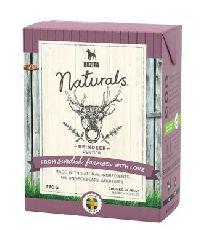 """Bozita naturals """"кусочки в желе с оленем"""" - консервы для собак"""