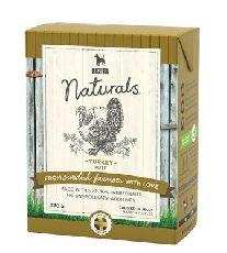 Bozita naturals кусочки в желе с индейкой - консервы для собак