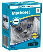 Bozita - Кусочки в желе со скумбрией