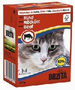 Bozita - Кусочки в соусе с говядиной