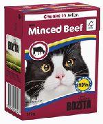 Bozita - Кусочки в желе с рубленной говядиной