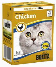 Bozita - кусочки в желе с рубленной курицей