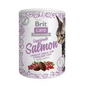 Brit Care Superfruits Salmon - Лакомство для кошек