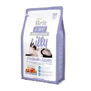 BRIT CARE CAT LILLY SENSITIVE DIGESTION - СУХОЙ КОРМ ДЛЯ КОШЕК