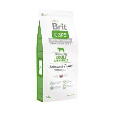 Brit care grain free salmon large breed - сухой корм для собак