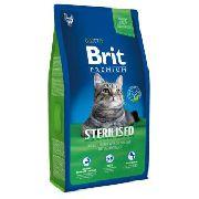 BRIT PREMIUM CAT ADULT STERILIZED - СУХОЙ КОРМ ДЛЯ КОШЕК