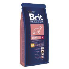 "Brit ""junior l"" - сухой корм для собак"