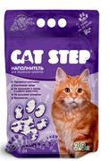 CAT STEP СИЛИКАГЕЛЬ LAVANDA - НАПОЛНИТЕЛЬ