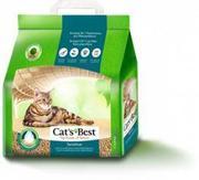 Cats Best GREEN POWER - ДРЕВЕСНЫЙ КОМКУЮЩИЙСЯ НАПОЛНИТЕЛЬ