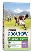 "DOG CHOW Adult ""ЯГНЕНОК"" - СУХОЙ КОРМ ДЛЯ СОБАК"