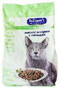 """DR Clauders """"мясное ассорти с овощами"""" - Сухой корм для кошек"""