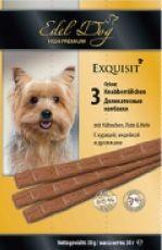 Edel dog - колбаски с курицей, индейкой  для собак