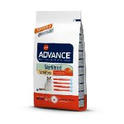 """ADVANCE Cat Sterilized Sensitive Salmon - СУХОЙ КОРМ ДЛЯ КОШЕК"