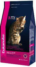 Eukanuba adult sterillized & weight control - облегченный сухой корм для кошек