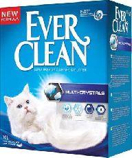Наполнитель ever clean multi crystal blend (фиолетовая полоса)