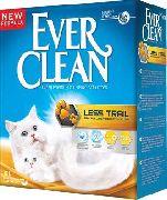 Наполнитель EVER CLEAN Less Track (оранж полоса)