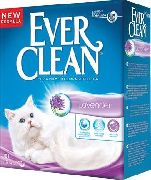 Наполнитель Ever Clean Lavender (сиреневая полоса)