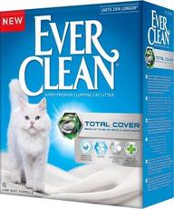 Наполнитель ever clean total cover