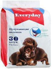 Everyday - гелевые пеленки для животных (30 шт)