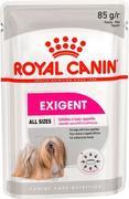 ROYAL CANIN ADULT EXIGENT CARE (ПАШТЕТ) - КОНСЕРВЫ ДЛЯ СОБАК