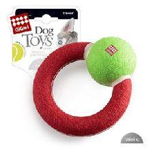 """Gigwi - игрушка для собак """"круг с наполнителем""""(75086)"""