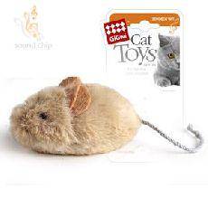 Gigwi - мышка со звуковым чипом (75217)