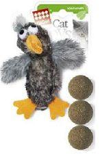 Gigwi - утка с кошачьей мятой (75295)