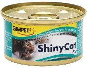 Gimpet ShinyCat - ЦЫПЛЕНОК С КРЕВЕТКАМИ
