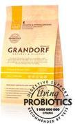 Grandorf 4Meat & Brown Rice Adult Sterilised PROBIOTIC - Сухой корм для стерилизованных кошек 4 вида мяса с бурым рисом