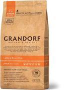 Grandorf Lamb & Rice Junior  All Breeds - Сухой корм для щенков ягненок с рисом