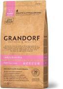 Grandorf Lamb & Rice Puppy All Breeds - Сухой корм для щенков ягненок с рисом