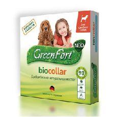Green fort neo - ошейник для собак средних пород (65 см)