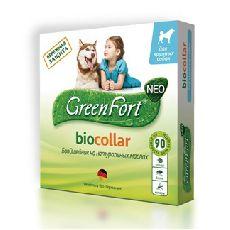 Green fort neo - ошейник для собак крупных пород (75 см)