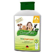 Green fort neo - шампунь для собак и кошек