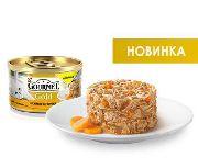 Gourmet Gold - НЕЖНЫЕ БИТОЧКИ КУРИЦА МОРКОВЬ