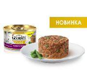 Gourmet Gold - НЕЖНЫЕ БИТОЧКИ ЯГНЕНОК ФАСОЛЬ