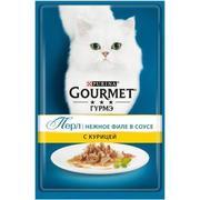 """Gourmet Perle ""Мини-филе курица"" - Консервы для кошек"