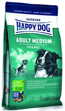 Happy dog supreme fit&well - adult medium