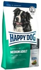 Happy dog fit&well adult medium - сухой корм для собак