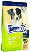 Happy Dog Supreme Junior Lamb & Rice - Сухой корм для щенков