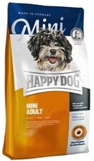 Happy dog fit&well adult mini - сухой корм для собак