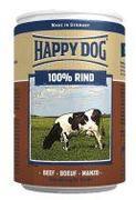 """HAPPY DOG """"100% ГОВЯДИНА"""" - КОНСЕРВЫ ДЛЯ СОБАК"""