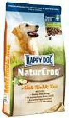 Happy dog nature croq (говядина и рис) - сухой корм для собак