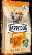 Happy Dog Nature Croq (утка рис) - СУХОЙ КОРМ ДЛЯ СОБАК