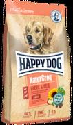Happy Dog Nature Croq (лосось рис) - СУХОЙ КОРМ ДЛЯ СОБАК