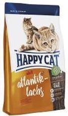 Happy cat adult атлантический лосось - сухой корм для кошек