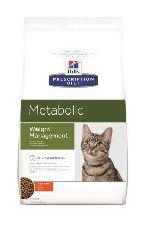 Hills pd feline metabolic - сухой корм для кошек