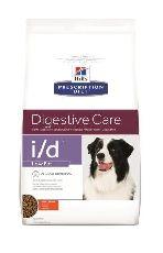 Hill's i/d низкокалорийный - сухой корм для собак (12 кг)